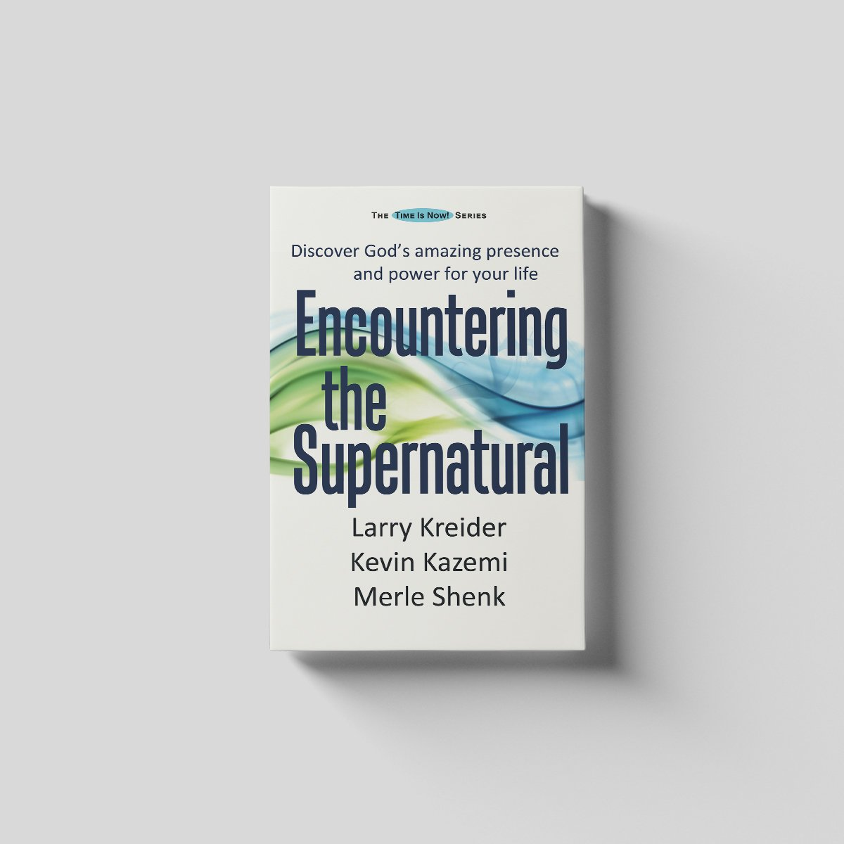 Encountering the Supernatural book cover